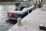 Supply boat